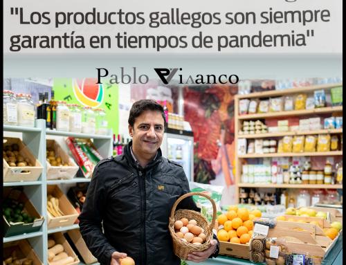 """""""Los productos gallegos son siempre garantía en tiempos de pandemia"""""""